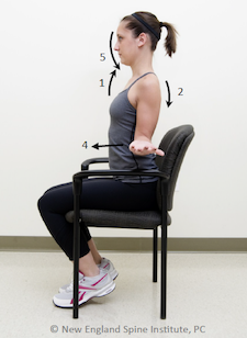Seated movement