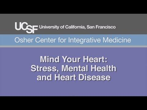Mind Your Heart: Stress, Mental Health and Heart Disease